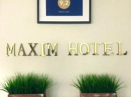 Maksim Hotel, hotel in Naberezhnyye Chelny