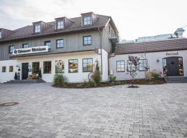 Chiemseer Wirtshaus, apartment in Chieming