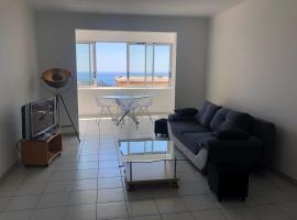 Un superbe appartement T3 vue sur mer, apartment in Villefranche-sur-Mer