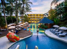 Peach Hill Hotel & Resort, hotel in Kata Beach