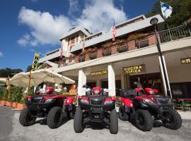 Hotel Togo Palace Terminillo, hotel en Terminillo