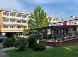 Hotel Sybilla, отель в Пулавах