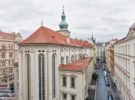 Salvator Church Top Apartment, apartment in Prague