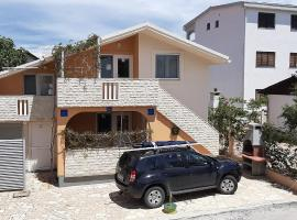 House Adriatica, budget hotel in Vir