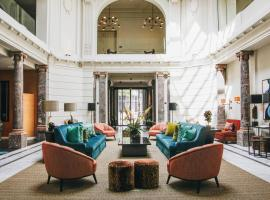 Hotel FRANQ, hotel near Red Star Line Museum, Antwerp