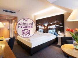 Erikson Hotel, отель в Зиндельфингене
