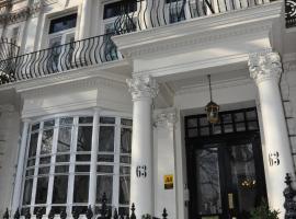 Hotel 63, hotel near Paddington Station, London