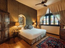 Campbell House, hotel near Penang Jetty, George Town