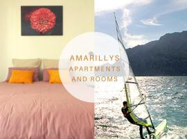 Amarillys Apartment and Rooms in CasaClima (climate certification), apartment in Nago-Torbole