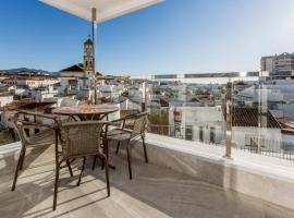 Modern Marbella City Apartment, Old Town, apartment in Marbella