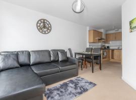 Asha City Centre Apartments, apartment in Worcester