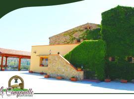 Agriturismo le Campanelle, farm stay in Lascari