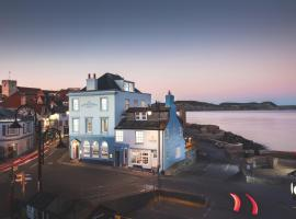 Rock Point, inn in Lyme Regis