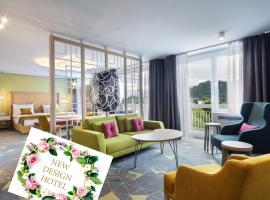 Bled Rose Hotel, hotel in Bled