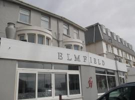 Elmfield, hotel near Sandcastle Waterpark, Blackpool