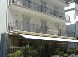 Hotel Graziella Mare, hotel a Rimini, Rivazzurra
