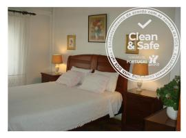 Pensão Residencial Luanda, hotel en Tomar
