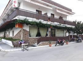 """Hotel Paralia, hotel near Kavala International Airport """"""""Megas Alexandros"""" - KVA, Néa Karváli"""