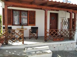 The Garden Studio, apartment in Kriopigi