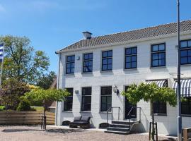 't Keitje, serviced apartment in Kamperland