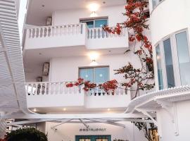 Harmony Hotel, hotel in Sarandë