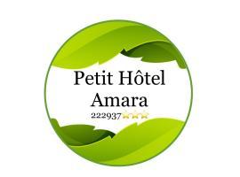 Petit Hôtel Amara, hôtel à La Malbaie