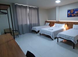 Suíte Plus 203, hotel near Shopping Proeng Hall, Serra