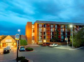 Howard Johnson by Wyndham Albuquerque Midtown, hotel near Albuquerque International Sunport Airport - ABQ, Albuquerque