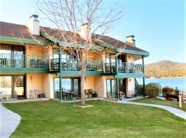 Lagonita Lodge, serviced apartment in Big Bear Lake