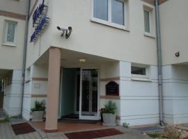 Hotel Zimní Stadion, hotel in Mladá Boleslav