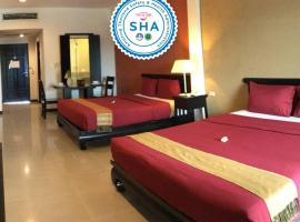 Siam Piman Hotel, hotel near King Mongkut's Institute of Technology Lat Krabang, Bangkok