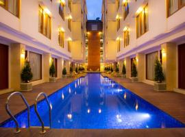 The Sun Hotel & Spa Legian, hotel in Legian