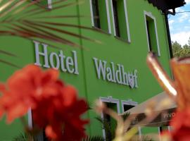 Waldhof, Hotel in der Nähe von: Tierpark Zittau, Jiříkov