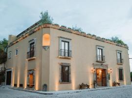 El Golpe de Vista, hotel in San Miguel de Allende