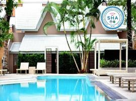 Deevana Krabi Resort - Adults Only, hotel near Island Hopping Tour Desk, Nopparat Thara Beach, Ao Nang Beach