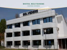 HOTEL BELVEDERE, hotel din Costineşti
