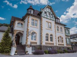 Alte Landratsvilla Hotel Bender, Hotel in der Nähe von: Stegskopf, Westerburg
