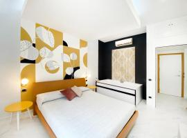 LuceNova Suite Guest-house, hotel with jacuzzis in Cagliari