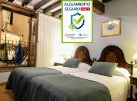 Hostal Plaza Mayor, hostal o pensión en Salamanca