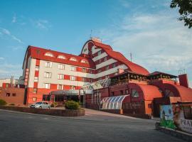 Hotel Praha, отель в Ужгороде