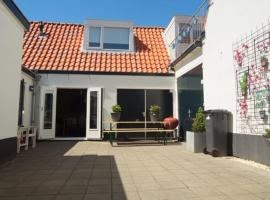 Sidestreet house, holiday home in Zandvoort