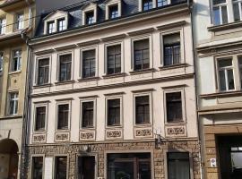 City Wohnungen & Cottage im Garten - zentral in der Dresdner Neustadt Louisenstrasse, Hotel in der Nähe von: Albertplatz, Dresden