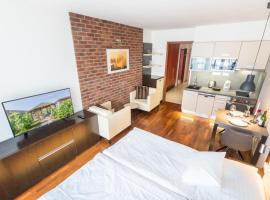 Albertov Rental Apartments, hotel near Vysehrad Castle, Prague