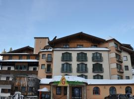 Hotel Grünwaldkopf, hotel in Obertauern