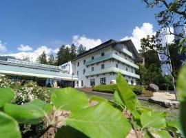 Seehof Innsbruck, hotell i Innsbruck