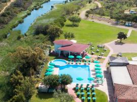 Hotel Li Suari, hotel with pools in San Teodoro