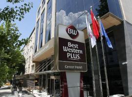 Best Western Plus Center Hotel, hotel a Ankara