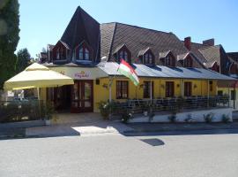 Diána Fogadó, hotel v destinaci Keszthely