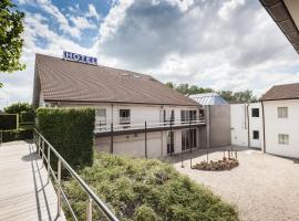 Flanders Lodge Hotel, hotel in Ieper