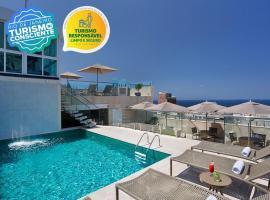 Mirasol Copacabana Hotel, hotel in Rio de Janeiro